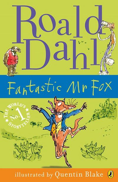 Fantastic Mr Fox – Roald Dahl