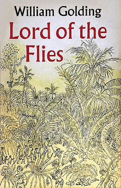 Lord of the Flies (Chúa Ruồi) – William Golding