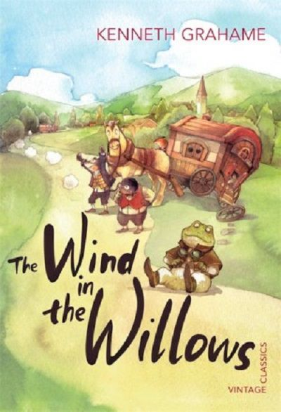 The Wind in the Willows (Gió Qua Rặng Liễu) – Kenneth Grahame