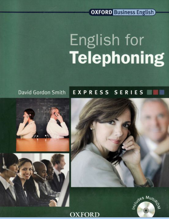 Oxford Business English For Telephoning