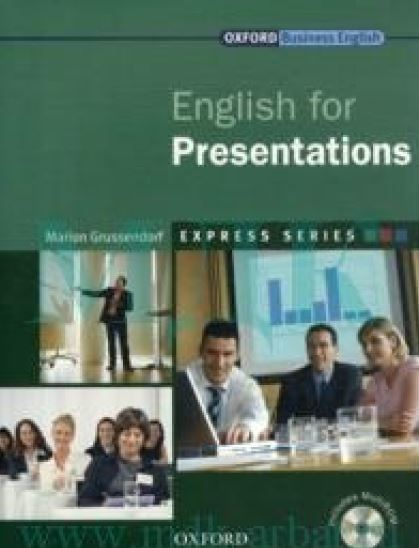 Oxford Business English For Presentations