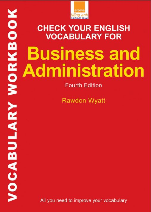 vocabulary for business and administratrion