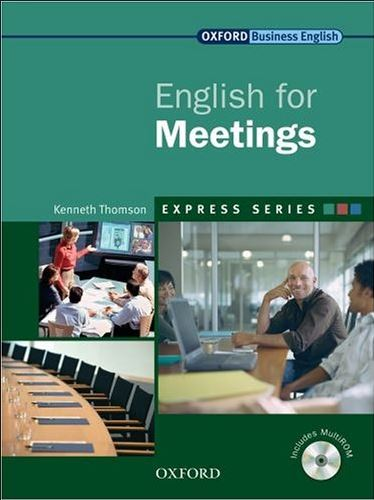 Oxford Business English For Negotiating